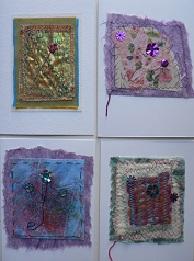 textile cards